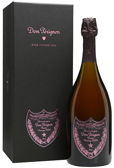 2004 Dom Perignon Rose Vintage фото