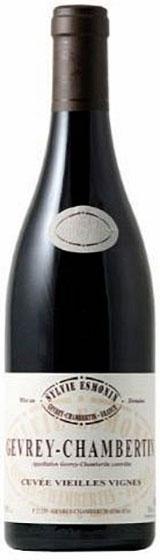 2011 Domaine Sylvie Esmonin Gevrey Chambertin Vieilles Vignes 1.5 liter фото