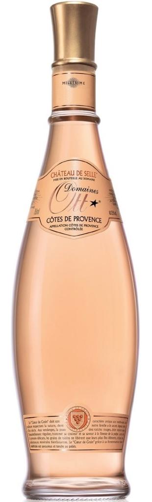 2015 Chateau De Selle Rose Cotes De Provence AOC фото