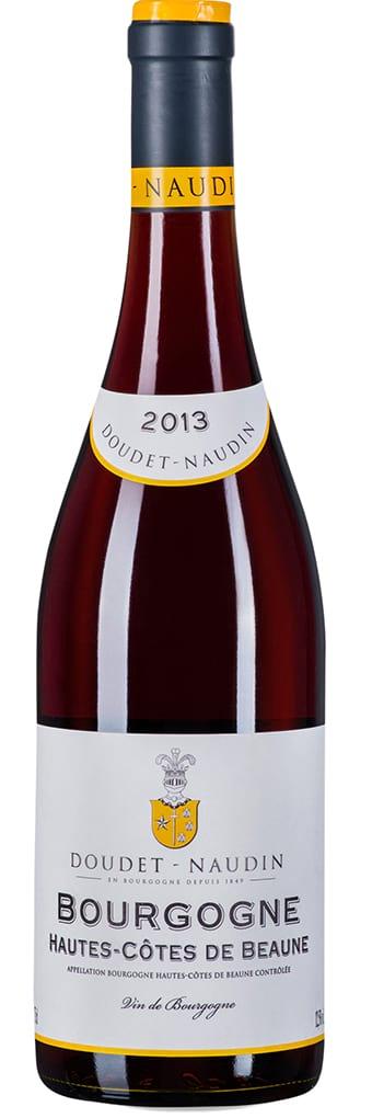 2013 Doudet-Naudin Bourgogne Hautes Cotes De Beaune фото