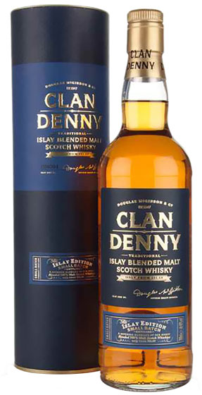 Douglas Laing Clan Denny Islay Blended Malt фото
