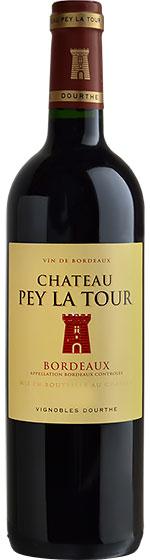 2014 Chateau Pey La Tour Bordeaux фото