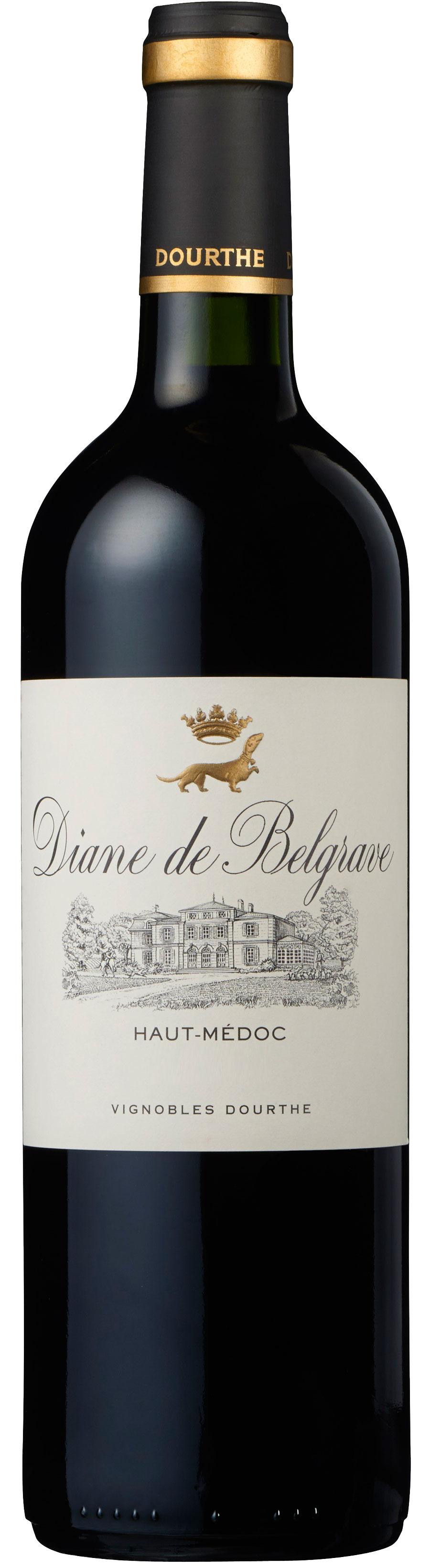 2010 Chateau Belgrave Diane De Belgrave, Haut-Medoc фото