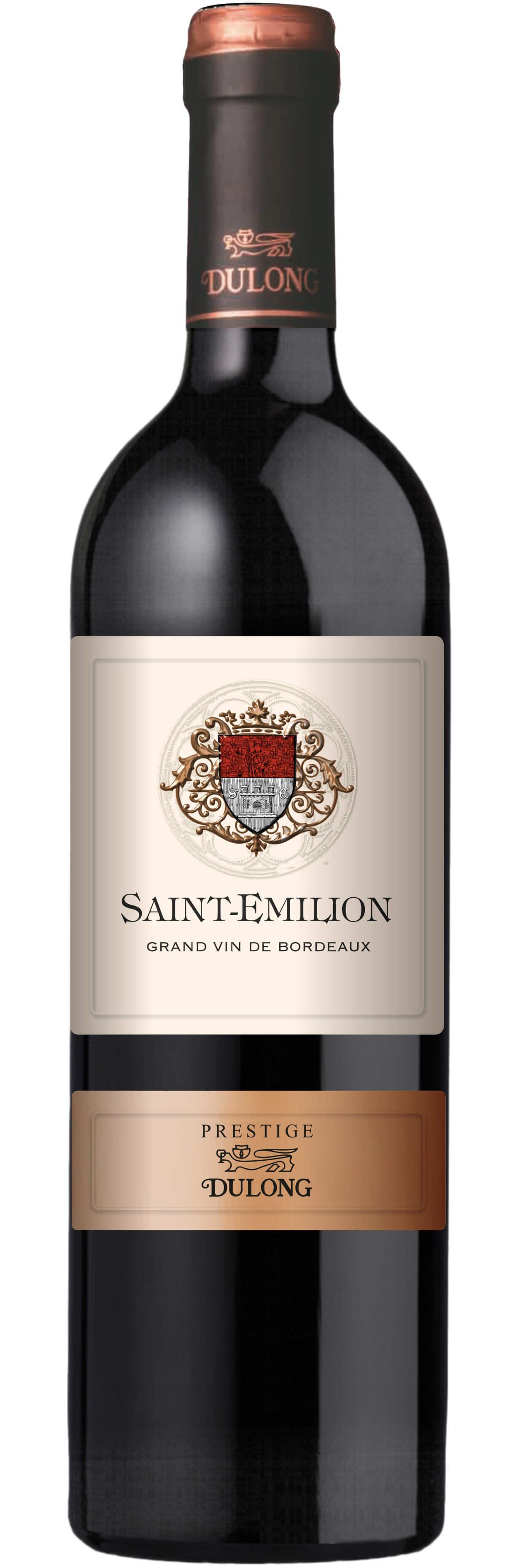2005 Dulong Prestige Saint-Emilion фото