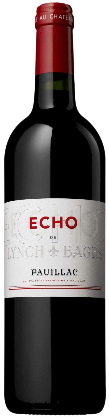 2010 Chateau Lynch-Bages Echo de Lynch Bages, Pauillac AOC фото
