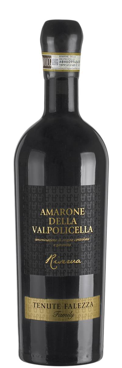 2014 Tenute Falezza Amarone della Valpolicella Reserva фото