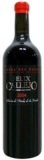 2004 Felix Callejo Seleccion de Vinedos de la Familia фото