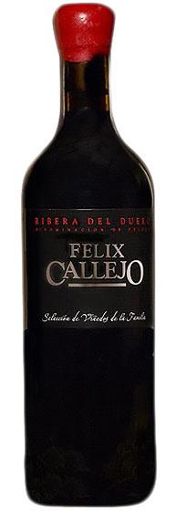 2005 Felix Callejo Seleccion de Vinedos de la Familia фото