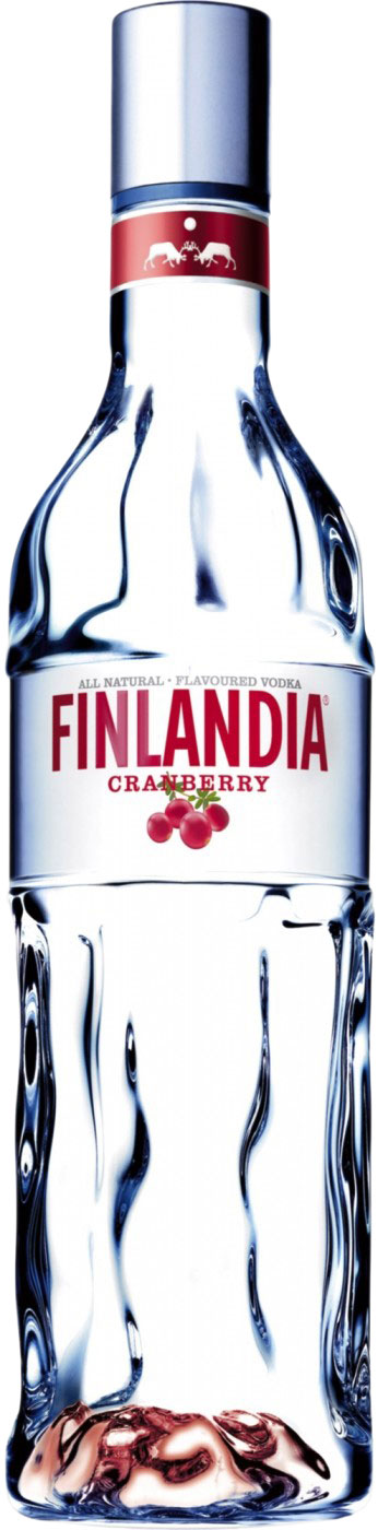 Finlandia Cranberry 1 liter фото