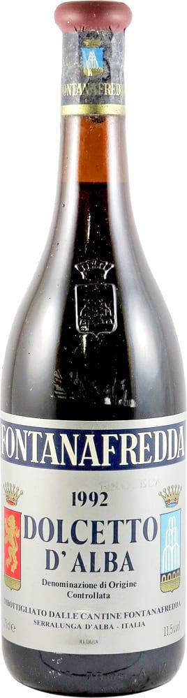 1991 Fontanafredda Dolcetto d'Alba фото