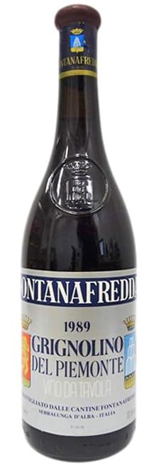 1988 Fontanafredda Grignolino del Piemonte фото