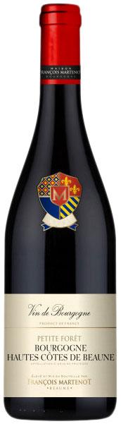 2013 Francois Martenot Bourgogne Hautes Cotes de Beaune Petite Foret фото