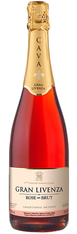 Garcia Carrion Gran Livenza Rose Brut Cava фото