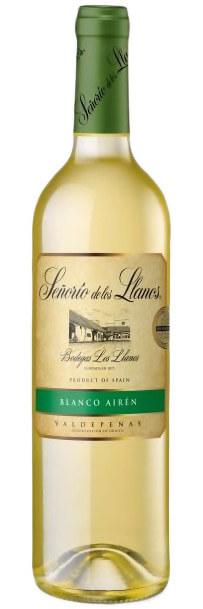 2016 Senorio De Los Llanos Blanco Airen фото