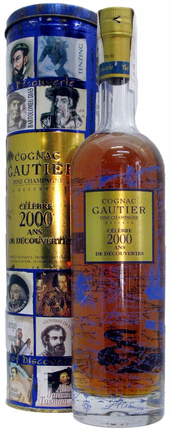 2000 Gautier Celebrates 2000 Years Of Discovery фото