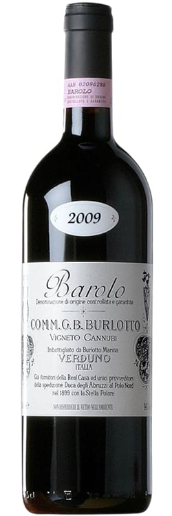 2016 G.B. Burlotto Cannubi Barolo фото