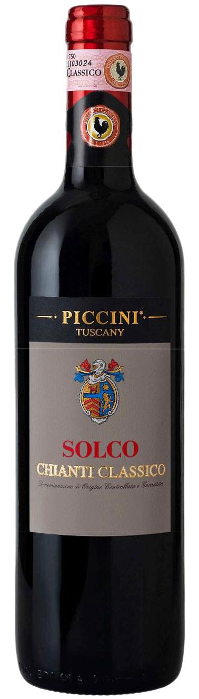 2007 Piccini Chianti Classico Solco фото