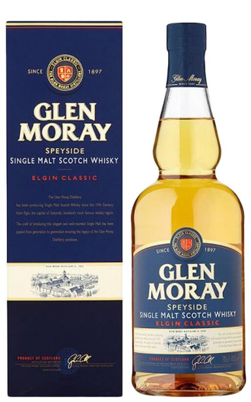 Glen Moray Single Malt Elgin Classic фото