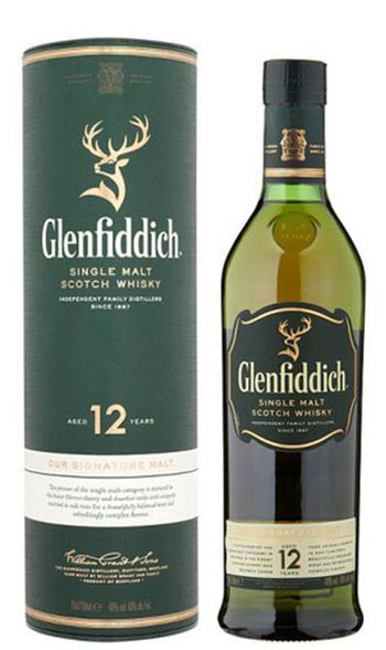 Glenfiddich 12 Years Old 0.5 фото
