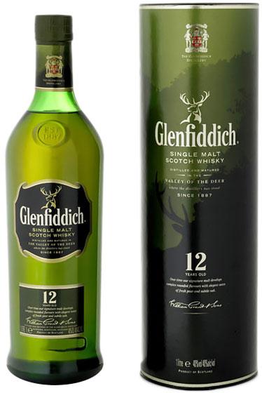Glenfiddich 12 Years Old фото