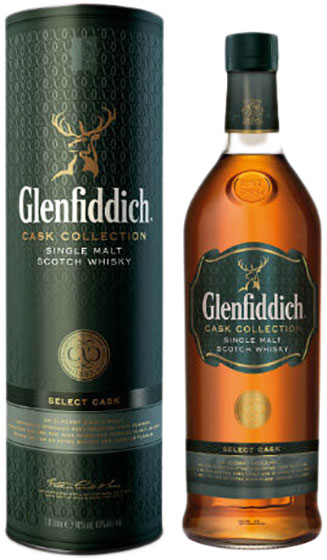 Glenfiddich Cask Collection фото