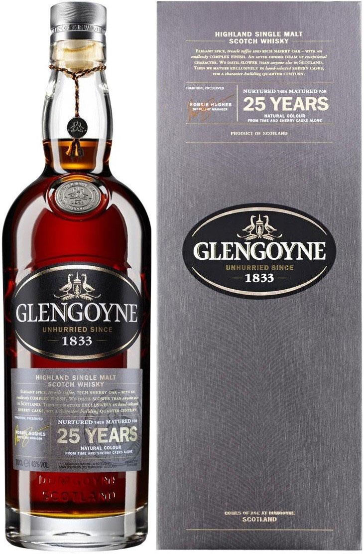 Glengoyne 25 Years Old фото