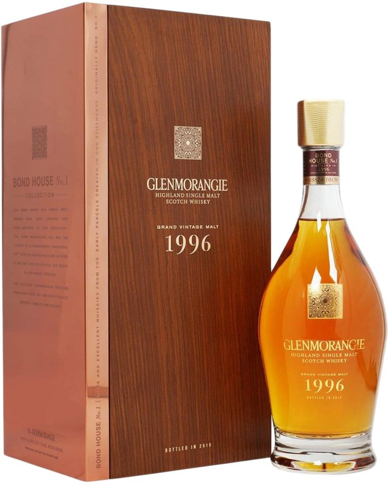 1996 Glenmorangie Grand Vintage Malt фото