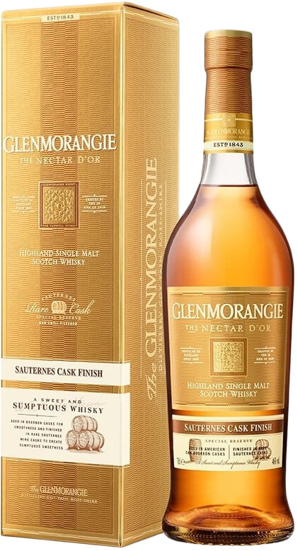 Glenmorangie Nectar d'Or 12 Years Old, Release 2019 фото