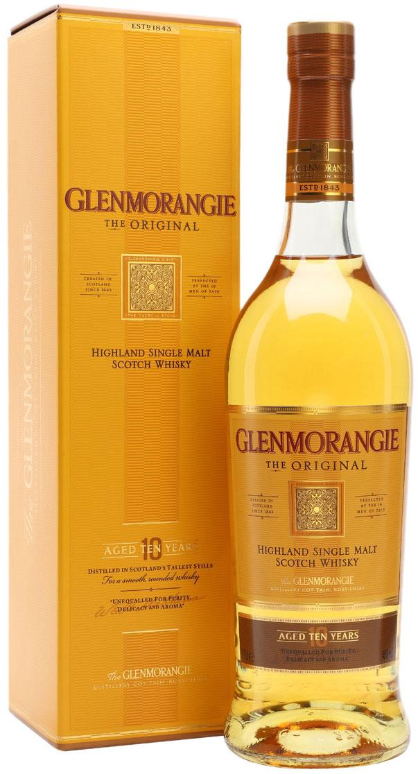 Glenmorangie Original 10 Years Old фото