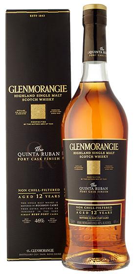 Glenmorangie Quinta Ruban 12 Years Old фото