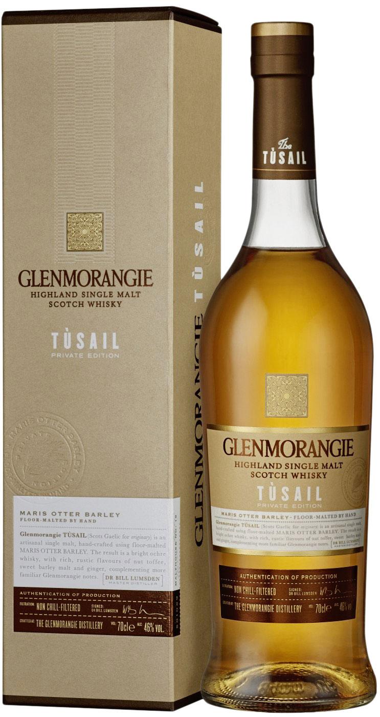 Glenmorangie Tusail Private Edition фото