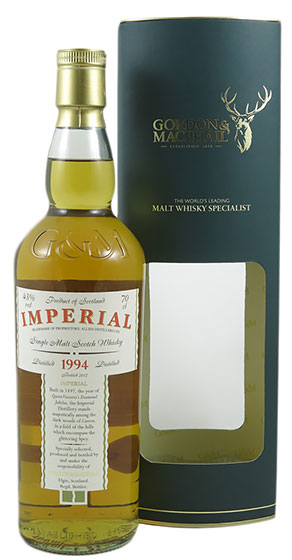 1994 Gordon & MacPhail Imperial 18 Years Old фото