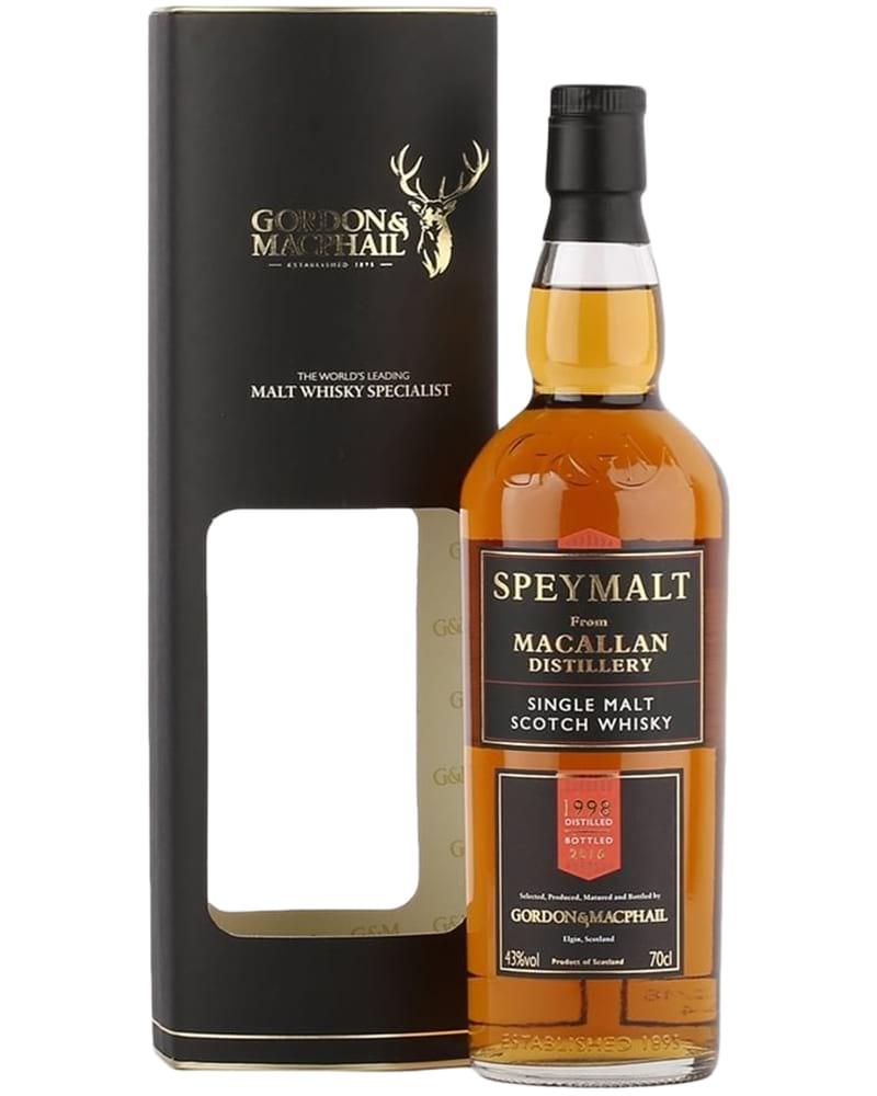 1998 Gordon & MacPhail Speymalt from Macallan Distillery фото