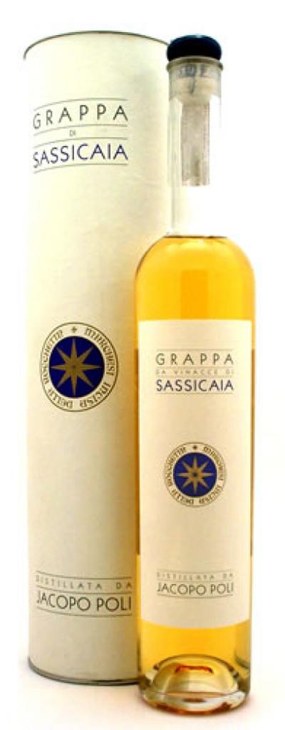 Sassicaia Grappa