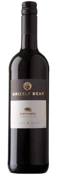 Grizzly Bear Zinfandel фото
