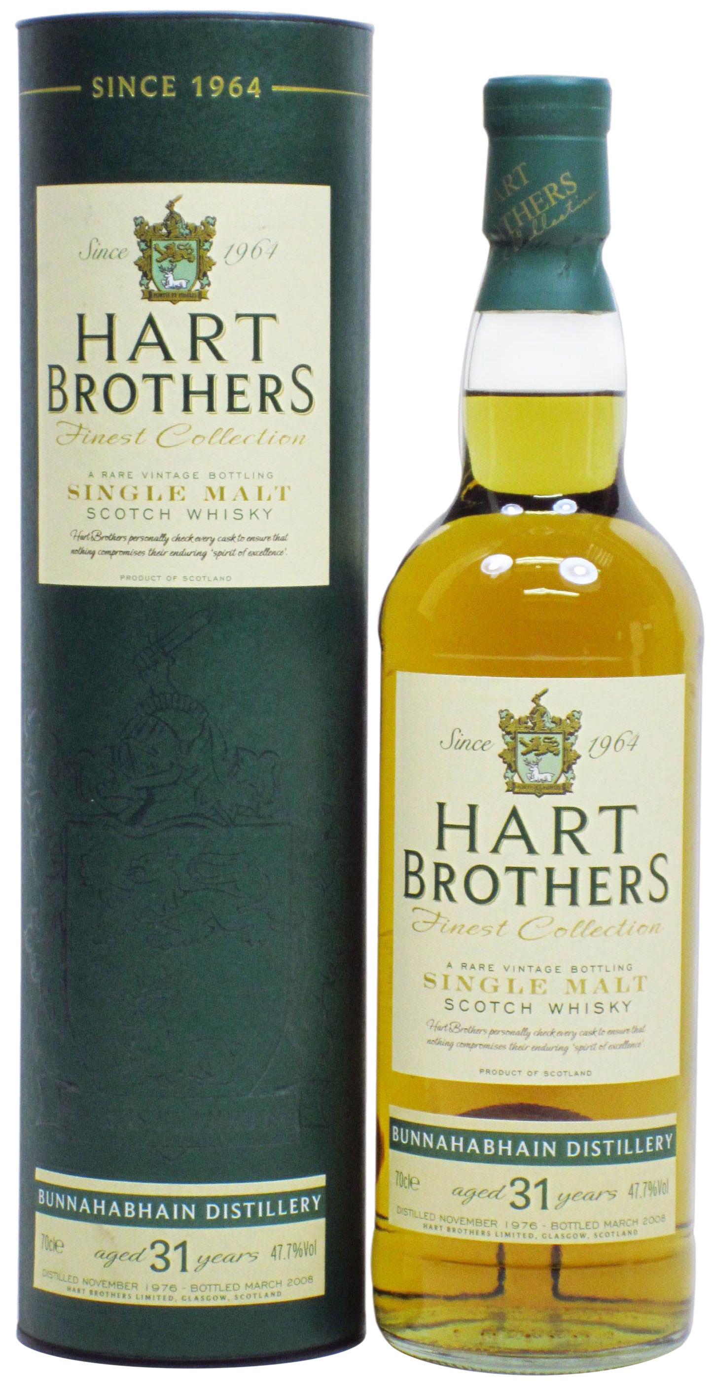 Hart Brothers Bunnahabhain 31 Years Old Finest Collection фото