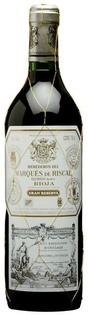 Marques de Riscal Herederos Del Marques De Riscal Gran Reserva, Rioja фото
