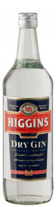 Higgins Dry 1 liter фото