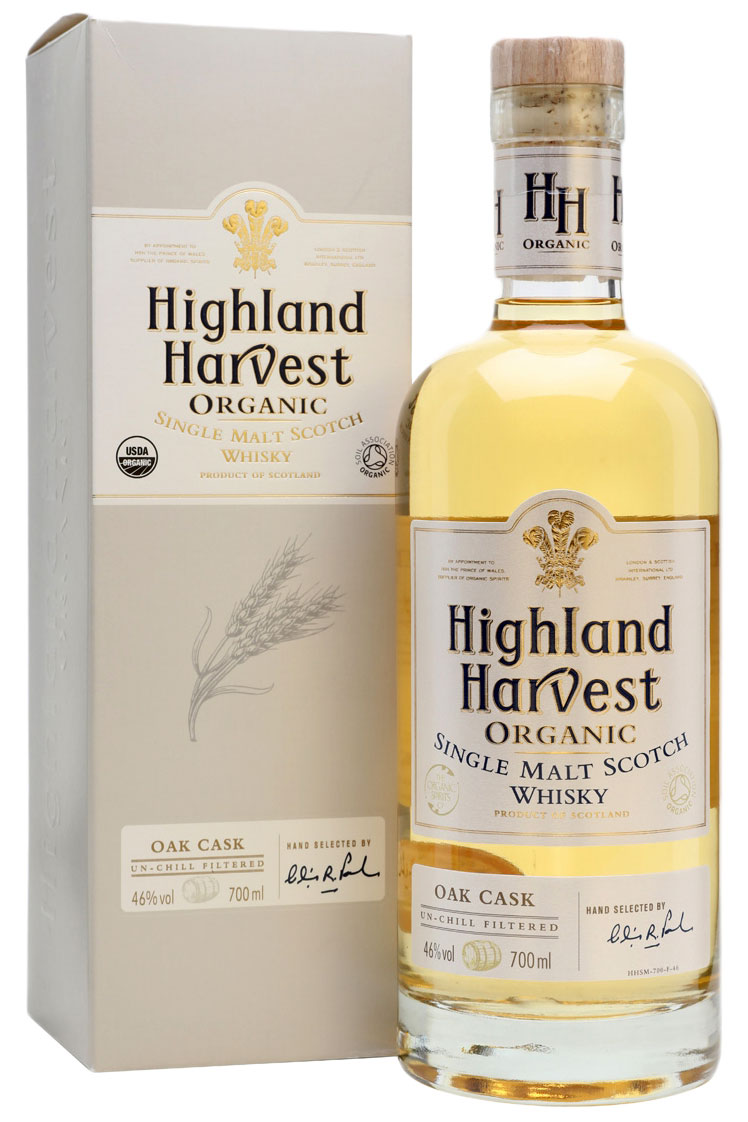 Highland Harvest Organic Single Malt фото