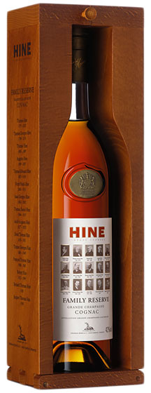 Hine Family Reserve, Grande Champagne фото