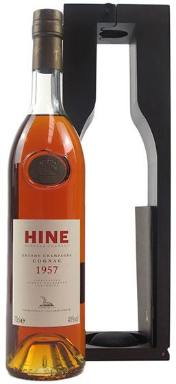 1957 Hine Vintage Cognac, Grande Champagne фото