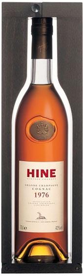 1976 Hine Vintage Cognac, Grande Champagne фото