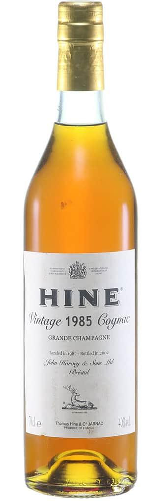 1985 Hine Vintage Cognac, Grande Champagne фото