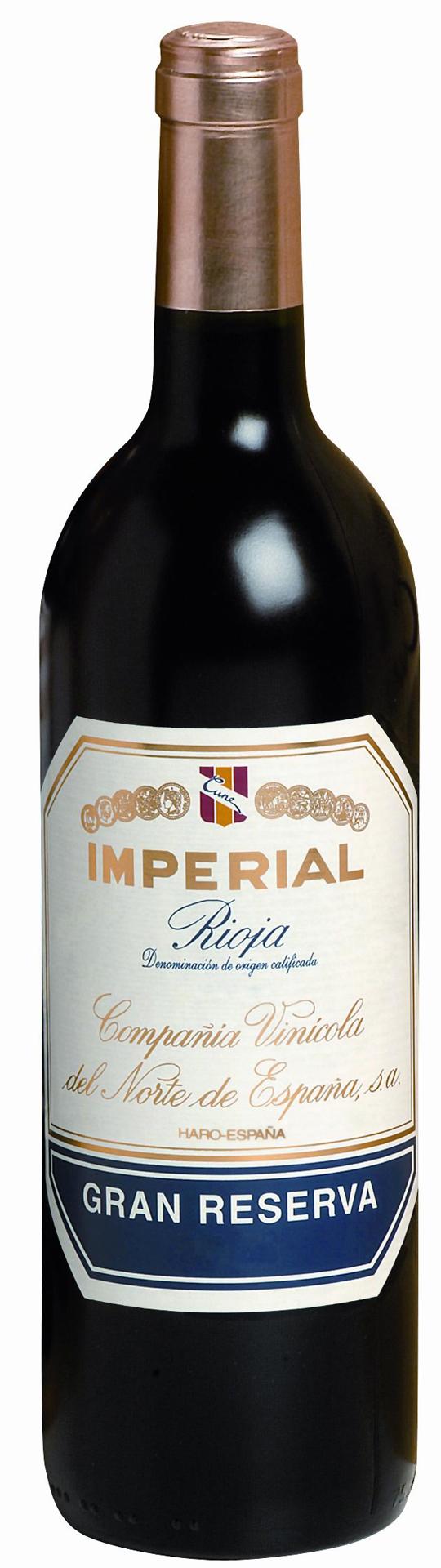 2001 CVNE Imperial Reserva Rioja фото