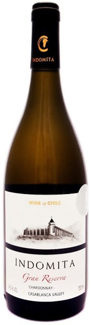 2012 Indomita Chardonnay Gran Reserva фото