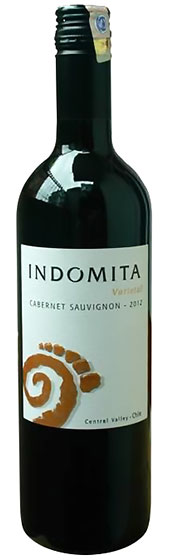2013 Indomita Cabernet Sauvignon фото