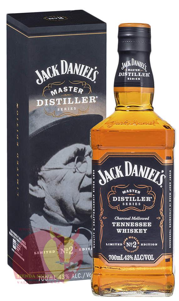 Jack Daniels Master Distiller №2 Limited Edition фото