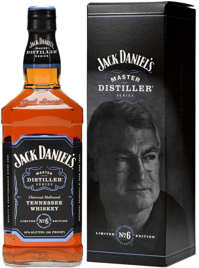 Jack Daniels Master Distiller №6 Limited Edition фото