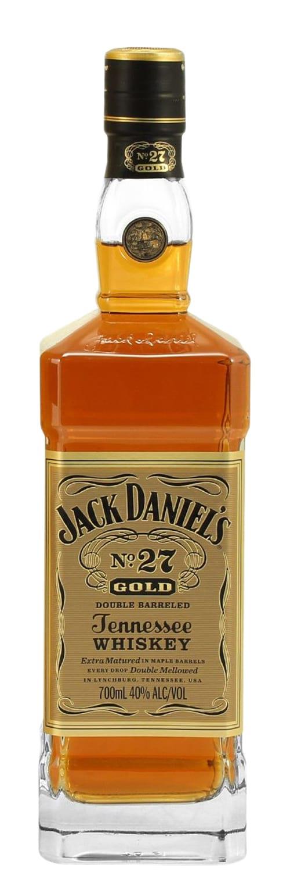 Jack Daniels №27 Gold Double Barreled фото