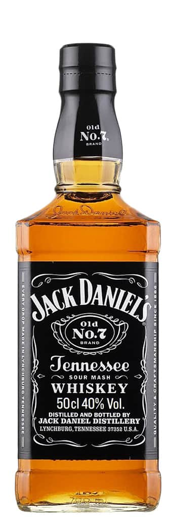 Jack Daniels Tennessee Whiskey Old №7 0.5 фото